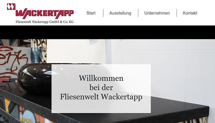 Fliesenwelt Wackertapp